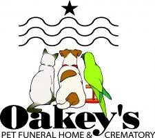 Oakeys Pet logo only